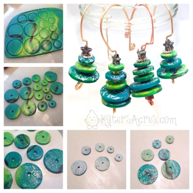 Christmas Tree Ornaments Tutorial by KatersAcres
