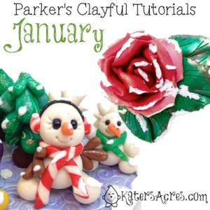 Parker's Clayful Tutorials - January 2014