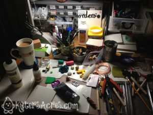 KatersAcres OLD Polymer Clay Studio