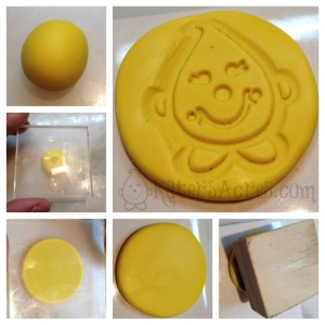 DIY Faux Wax Seals Using Polymer Clay by KatersAcres