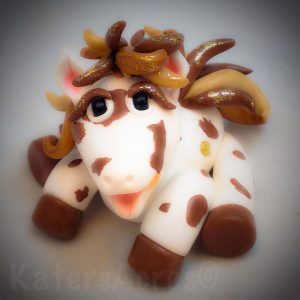Painted Pony Polymer Clay Tutorial by KatersAcres