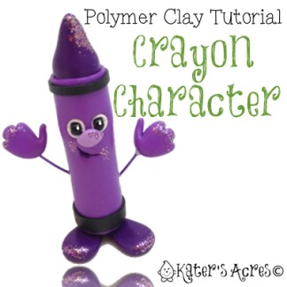 Crayon Character Tutorial by KatersAcres