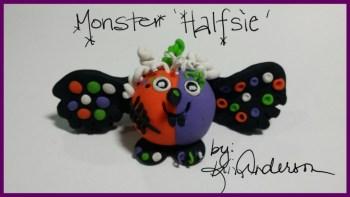 Monster Halfsie by Kim Anderson