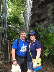 Katie & Luke Oskin on Vacation