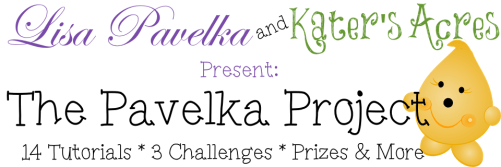 The 2015 Pavelka Project by Lisa Pavelka & KatersAcres