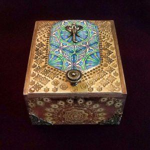 Elephant Box by Teresa Pandora Salgado