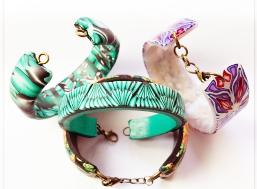 Teresa Pandora Salgado - Stylish & Fun Easy Cuff Bracelets