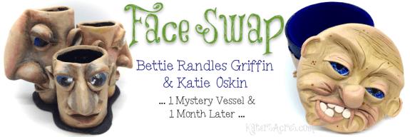 Face Swap with Bettie Griffin & Katie Oskin