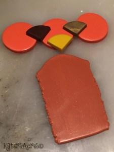 Orange Spice Color Recipe - Fall 2017 Color Palette by KatersAcres