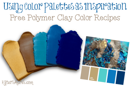 Using Color Palettes as Inspiration by KatersAcres