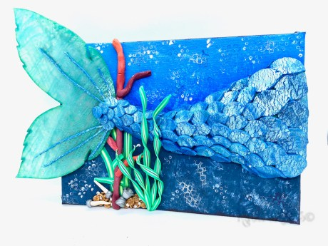 Mermaid Tail by KatersAcres