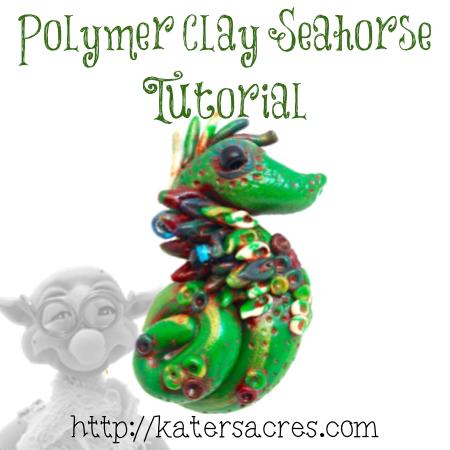 Polymer-Clay-Seahorse-WKST