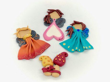 Fairies & Fantasy Mushrooms by KatersAcres