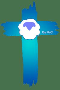 Faith Art Ministries Sheep Logo