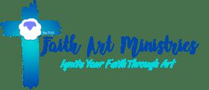 Faith Art Ministries Website Header