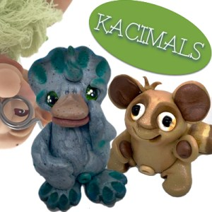 Kacimals from Kater's Acres