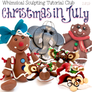 July 2019 Christmas in July - PREMIUM Club Members