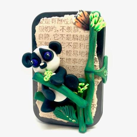 Panda Box by Katie Oskin