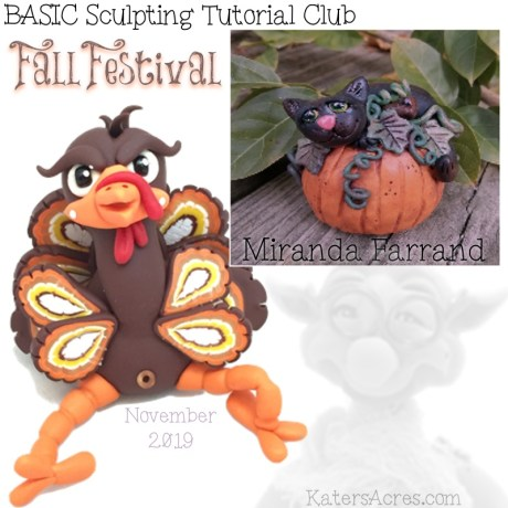 BASIC Club Tutorials - November Fall FESTIVAL