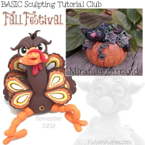 BASIC Club Tutorials - November Fall FESTIVAL