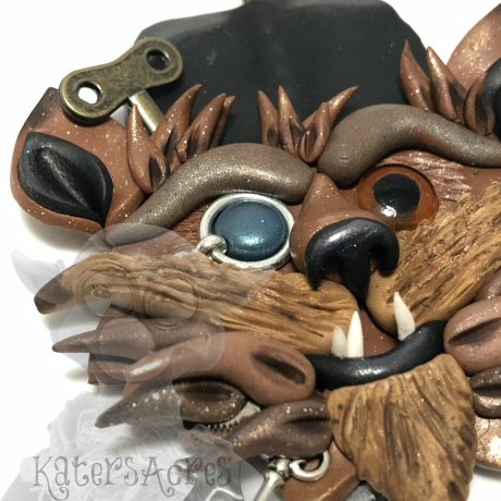 Steampunk Wolf by KatersAcres ECU