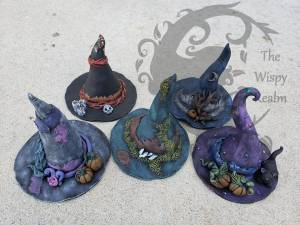 Witch Hats by Summer Ross