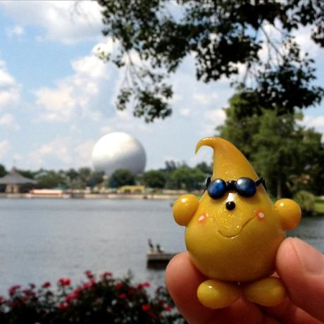 #ParkersDailyAdventures - Parker went to Epcot