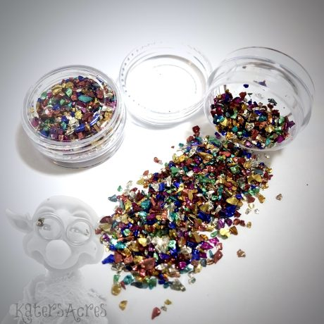 "Resin ""Glitter"" from Kater's Acres"