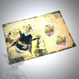 Bumble Bee Mixed Media Bundle by Kater's Acres