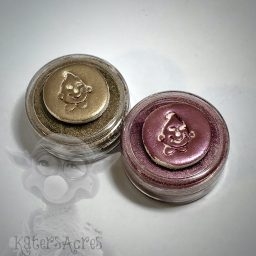 5 O'Clock Somewhere, Mica Powder Duo Set for Polymer Clay from Kater's Acres