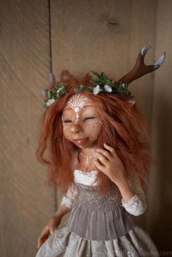 Far Luna by Shirley's Studio Art Dolls