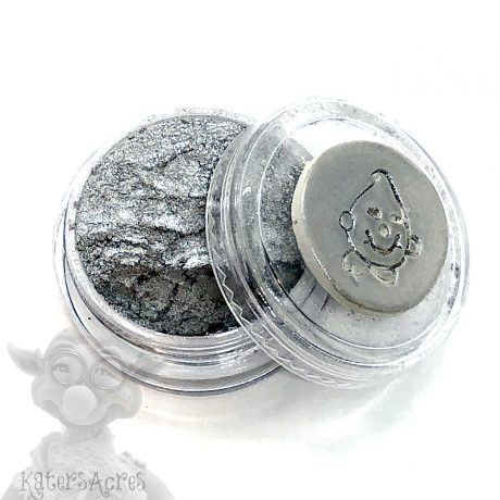 ROCK (Silvered Grey) Mica Powder for Polymer Clay from Kater's Acres
