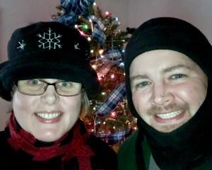 Merry Christmas from Katie & Luke Oskin