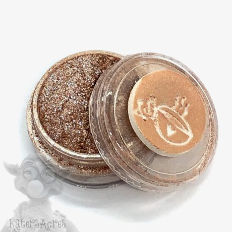 Latte Mica Powder, Glitz Series from Kater's Acres