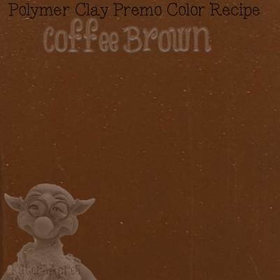 Coffee Brown PREMO Color Recipe HEADER