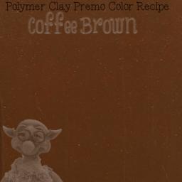 Coffee Brown PREMO Color Recipe HEADER
