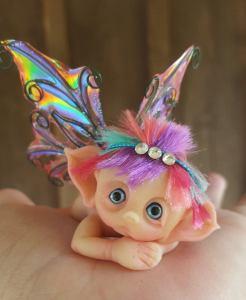 Fairy by Gail Wilson