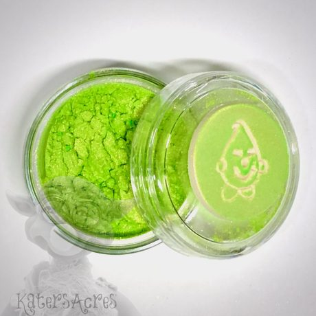 Citrus Splash LIMITED EDITION Mica Powder Set: Lime from Kater's Acres