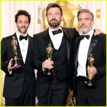 The beards, pardon, boys of Argo.
