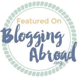 Blogging Abroad