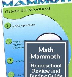 Math Mammoth Review: An affordable option for busy families [ 1102 x 735 Pixel ]