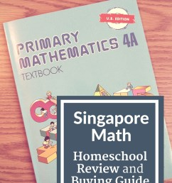 Singapore Math Review and Buying Guide for Homeschoolers [ 1102 x 735 Pixel ]