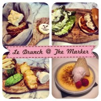 Le Drunch at The Marker Hotel, Dublin