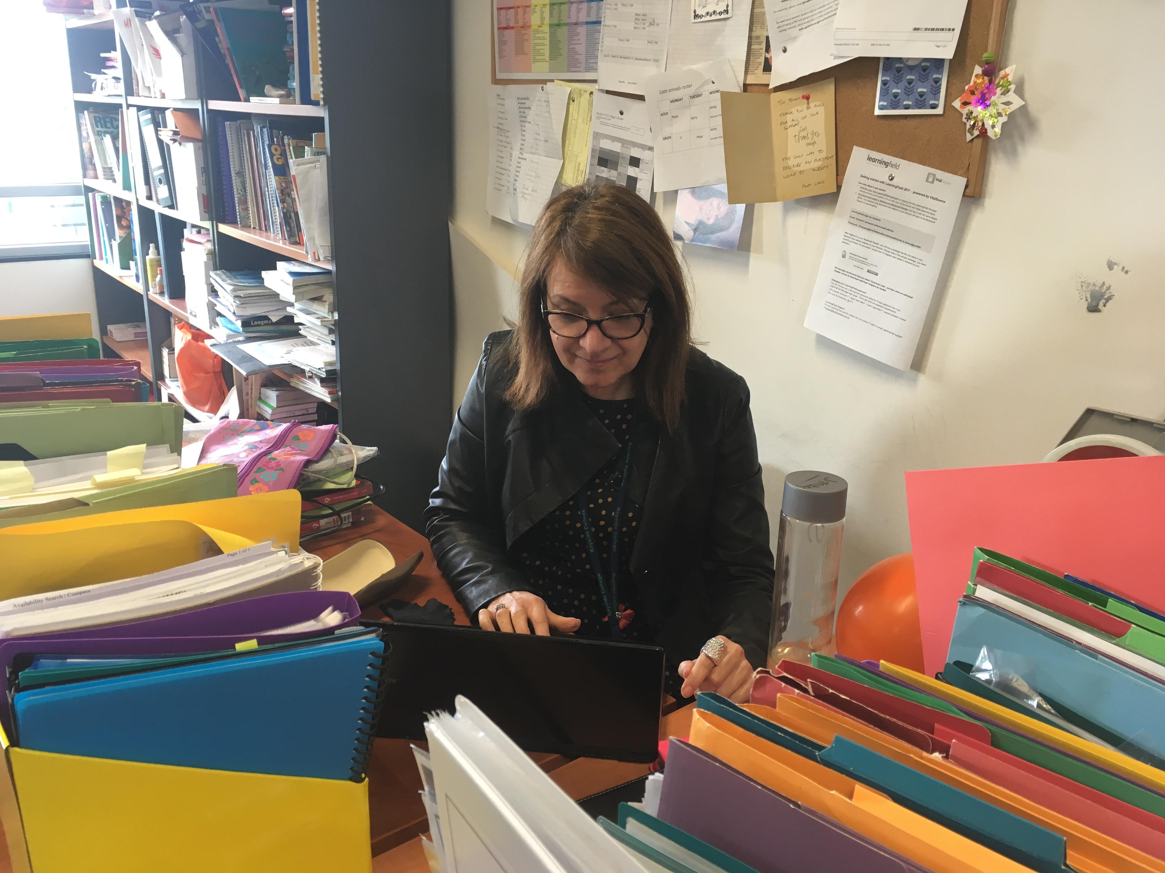 Teacher Stress A Ticking Time Kate Skinner S Blog