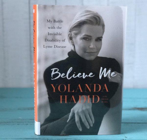 Yolanda Hadid: Believe Me