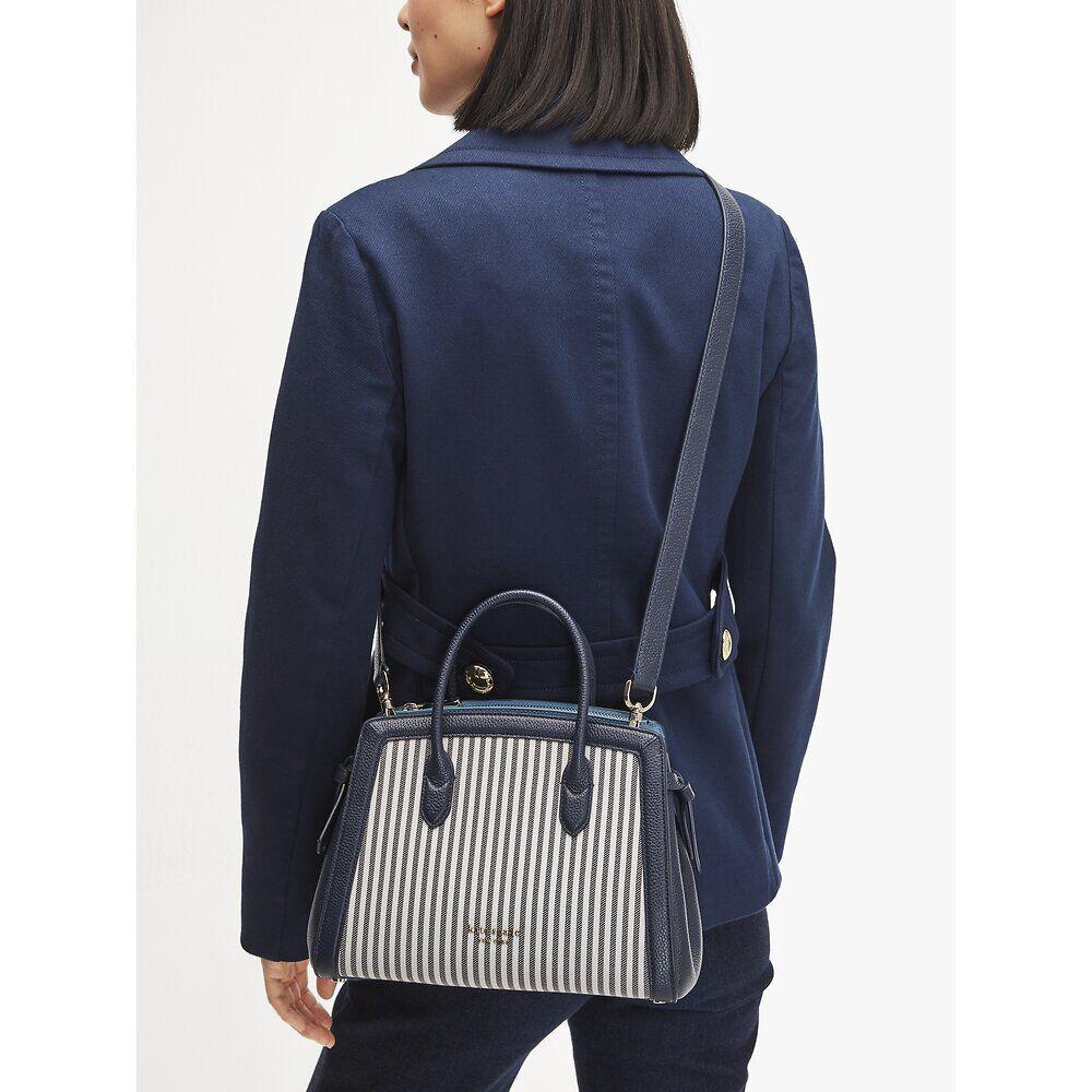 knott stripe medium satchel | SATCHELS | Kate Spade Australia