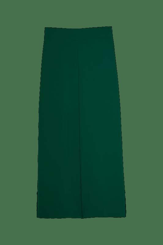 Kate Middleton Green Culottes