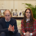 William and Kate Celebrate Burns Night
