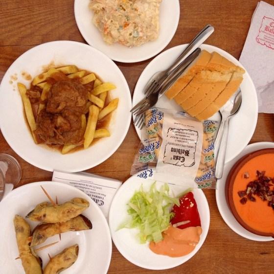 restaurants in sanlúcar