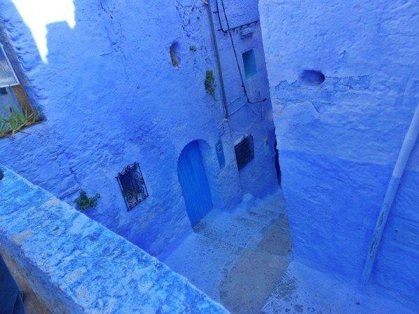 morocco blue city day trip